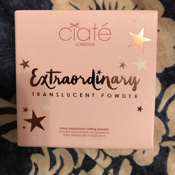 Ciate Other - Brand New Ciate Setting Powder.